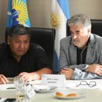 Jorge Ávila y Mario Das Neves