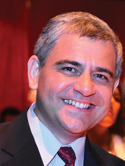 Gustavo Acosta, profesor del ITBA