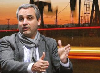 Santiago Fernandez Herrero, director de Hidrocarburos de la provincia de Mendoza