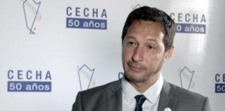 Carlos Gold Presidente de CECHA
