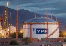 YPF, con más ingresos por mejores precios de los combustibles