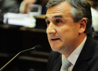 Gerardo Morales, Gobernador de la Provincia de Jujuy