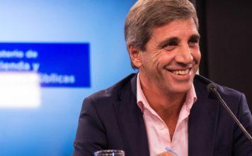 Luis Caputo El ministro de Finanzas de Argentina