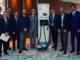 YPF presento cargadores electricos para su red de estaciones de servicio