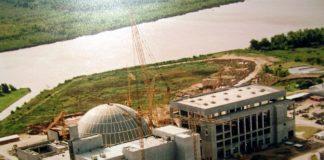 Central Nuclear Atucha II en Zarate