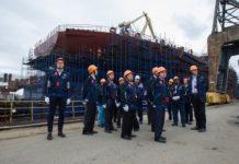 Brasil expresa su interés por las centrales nucleares flotantes rusas