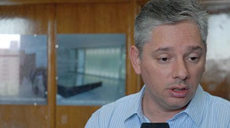 Emilio Guiñazu, Subsecretario mendocino de Energía y Minería.