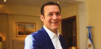 Omar Gutierrez, Gobernador de Neuquén