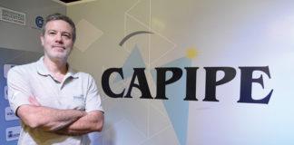 Sergio Echebarrena, Presidente de la CAPIPE