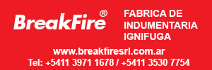 Breakfire Indumentaria Ignifuga