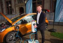 Shell compra una de las mayores redes de carga de vehículos eléctricos de Europa