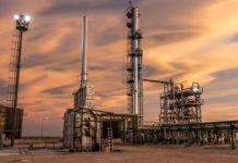 Inauguran la primera refinería de petróleo de La Pampa