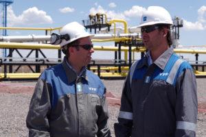 Dow e YPF reforzaron su compromiso en la producción de shale gas