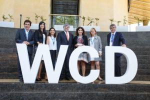 De izq a derecha: Federico Procaccini (Google Argentina); Tamara Vinitzky (KPMG-WCD); Gabriela Macagni (Grupo Supervielle-WCD) Miguel Gutiérrez (YPF); Carola Fratini;Gabriela Terminielli (CADEC-WCD); Ricardo De Lellis (KPMG).